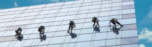 Glass-Building-Window-Washers