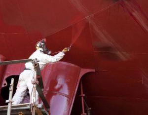Hull-painting