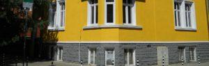 Боядисване на сгради