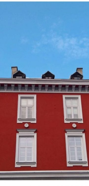 Боядисване жилищна сгрда (3)