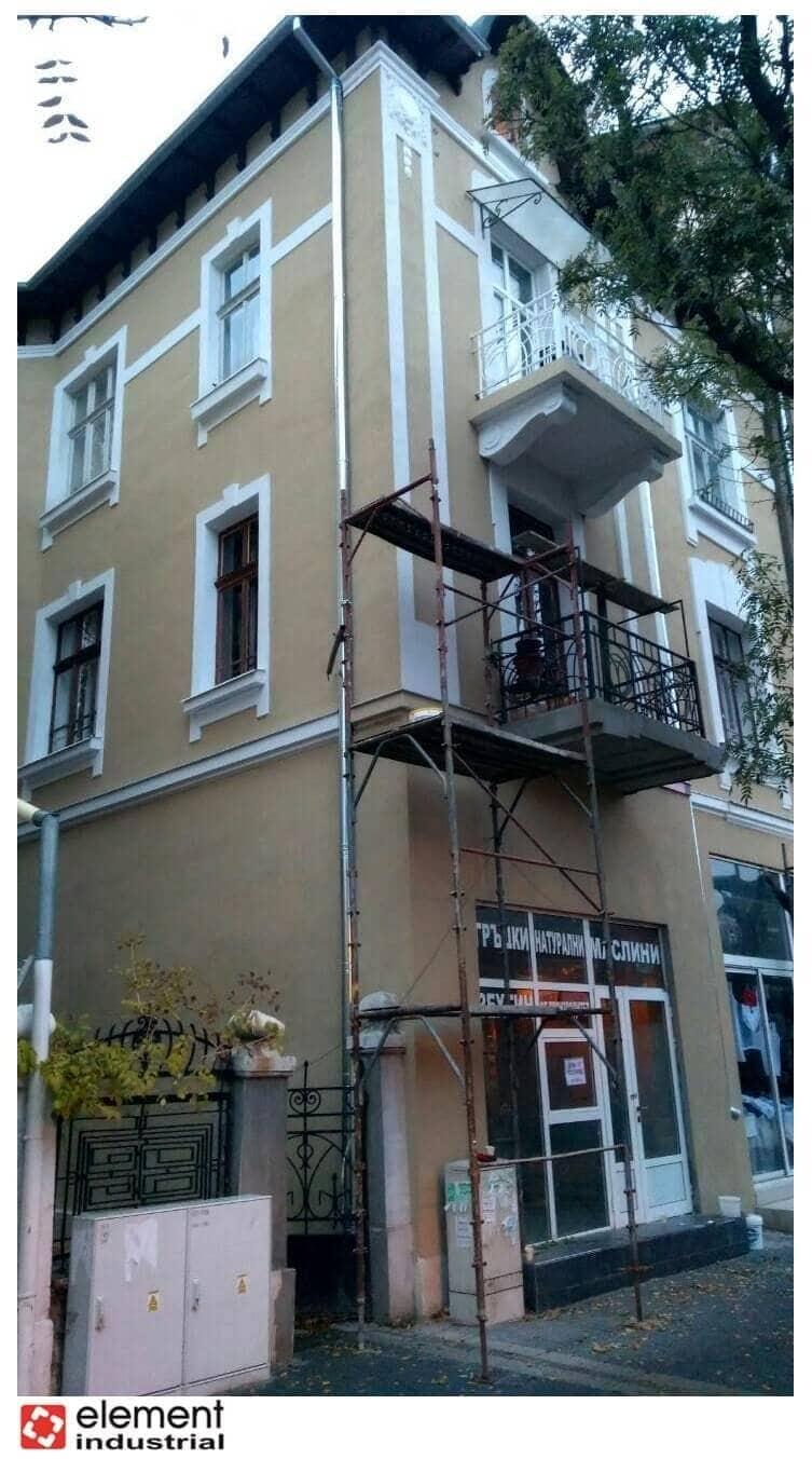Боядисване жилищна сгрда (7)